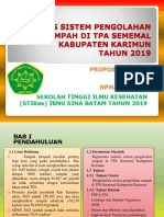 PPT. Proposal 2019