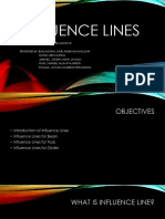 Influence Lines REPORT