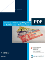 Enhancing Financial Capability and Inclusion in the Philippines FINAL