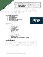 06. Gm de Hipotension