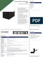 Datasheet Cl e331 En