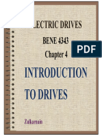 CHAP 4 - Introduction to Electric Drives - Zz