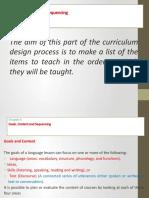 curriculum dev