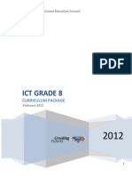 Gr8 Ict Package 2012