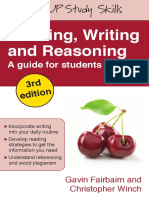 Reading writing reasoning