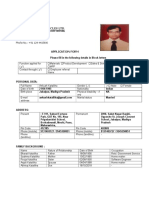 Application Form_New - VECV
