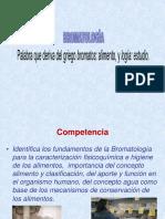Fundamentos de Bromatología