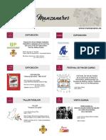 Boletín Cultural Junio 2019