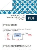 Production Management by Aman Singla