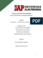 Elementos y Criterios de La Investigacion