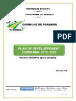 05 02 19 PDC3-PARAKOU_ Adopté & Intégré2_ New Final