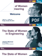 State of Women in Engineering