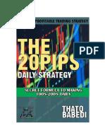 20pip Strategy 1