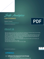 Soft Analytics