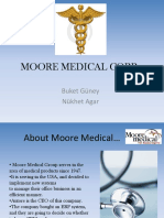 Moore Medical Corp