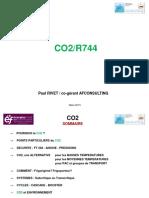 Energies Froid - Présentation CO2
