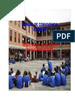 Actualización Manual de Convivencia María Mediadora