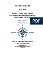 Ajp_3_15c - Allied Joint Doctrine Countering Ied