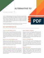 Accops VMware Comparison Brochure