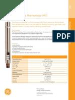 Prt Platinum Resistance Thermometer