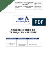 PROCEDIMIENTO  DE TRABAJOS EN CALIENTE.docx