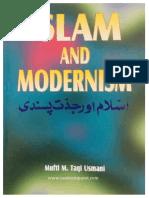 Islam and Modernism (Muft Taqi Usmani)