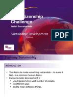 7 Sustainable Development Powerpoint