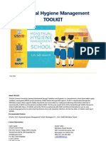 Menstrual Hygiene Management Toolkit