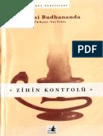 Swami Budhananda - Zihin Kontrolü (Okyanus Yayınları)