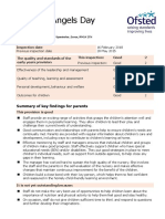 OFSTED Report 2018