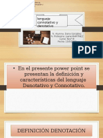 Ppt Denotación y Connotación-daira
