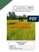 Agri-crop Grade 10
