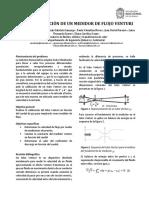 Preinforme 3 - Laboratorio de Fluidos