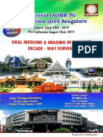 National IAOMR PG Convention 2019