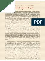 Erasmo María Caro, El Pesimismo en El Siglo XIX, Un Precursor de Schopenhauer, Leopardi, I