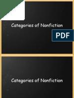 categoriesofnonfiction-110622005038-phpapp02