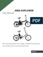 Dillenger ComfortExplorer Manual 2015