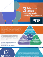 3 Practicas Clave Para Mejorar La Gestion de Talentos HDM