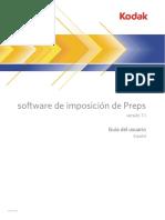 Preps 7 1 User Guide ES