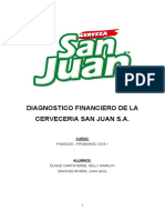 Diagnostico Financiero San Juan