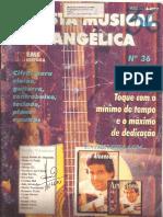 REVISTA  MUSICAL  EVANGÉLICA  Nº  036