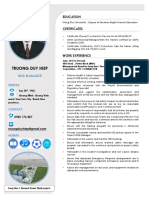 New CV_Truong Duy Hiep_17012019