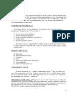 5 Sem Bcom - Income Tax