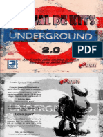 Manual 3D&T Alpha - Kits Underground