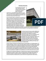 Escuela Paulista (1)