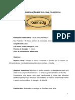 Grade Teologia Filosófica PDF
