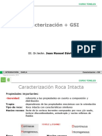 2. Caracterizacion + GSI