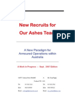 New Recruits for Our Ashes Team Version 2B