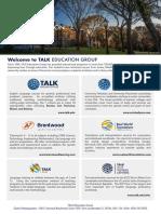 TALK Education Group