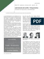 Granada y el descubrimiento de la Alfa - Fetoproteína